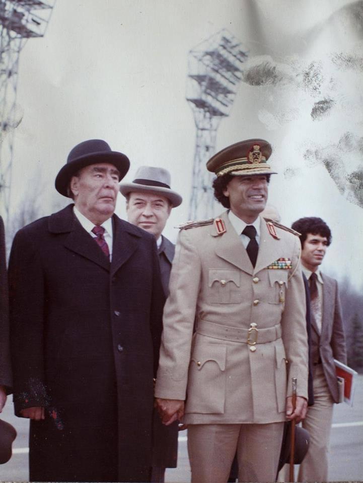 Грозная тень Каддафи