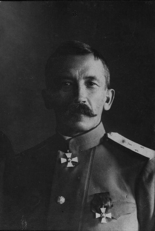 Екатеринодарцы и генерал Корнилов