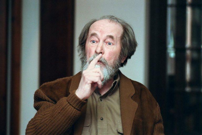 Анатолий Вассерман: Солженицына не должно быть в российских школах…