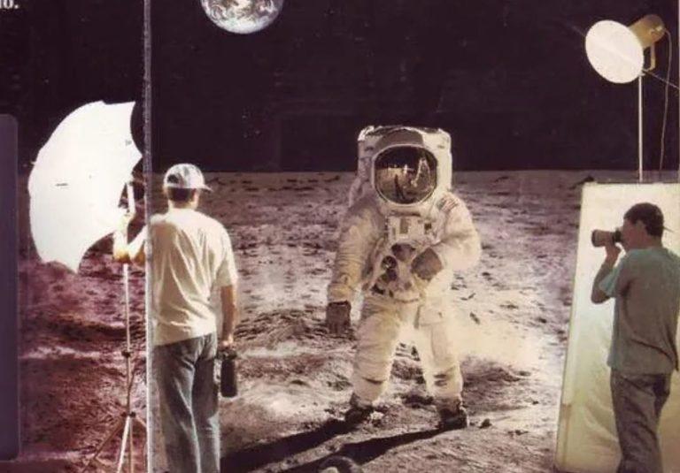 США потребовали от России прекратить опровергать факт их высадки на Луну